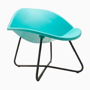 Chaise Lips par Niels Gammelgaard pour Ikea, 1960s