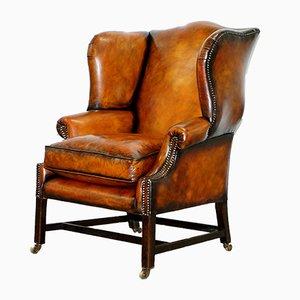 George III Wingback Chair, 1780s