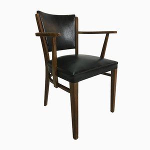 Vintage Schreibtisch oder Beistellstuhl von Thonet, 1950er
