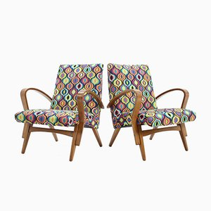 Armchairs by Jirak Frantisek for Tatra, 1960s, Set of 2