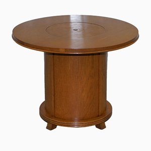 Walnut Cocktail Table, 1930s
