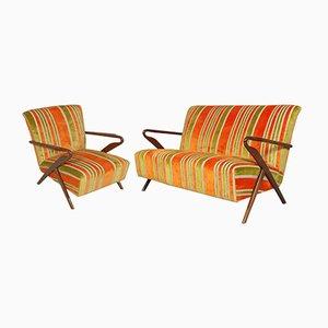 Mid-Century Lounge Set von Carlo de Carli