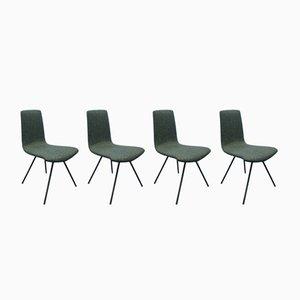 Stühle von Hans Bellmann für Horgenglarus, 1950er, 4er Set