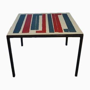 Table Basse avec 2 Plateaux par Werner Weißbrodt, Allemagne, 1960s