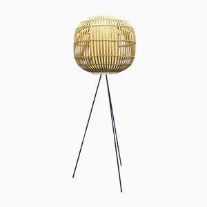 German Tripod Floor Lamp, 1960s