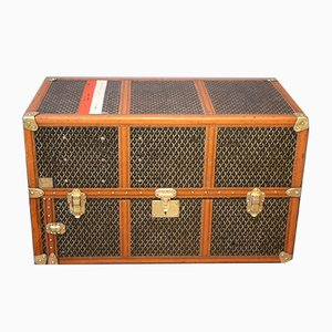 Large Wardrobe Trunk from Goyard, 1920s