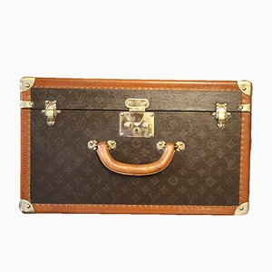 Mid-Century Louis Vuitton Hat Trunk in Monogram Canvas, 1950s