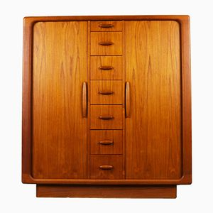 Danish Teak Dresser from Dyrlund, 1960s
