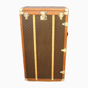 Mid-Century Trunk in Monogram Canvas by Louis Vuitton