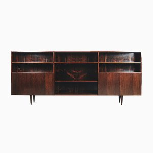 Rosewood Bookcase by Ib Kofod-Larsen, 1960s