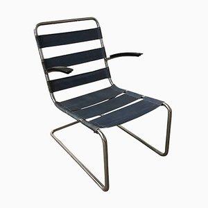Modell 411 Sessel von Gispen, 1930er
