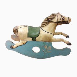 Cavallo a dondolo, anni '10