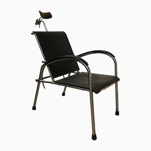 Industrieller Vintage Stuhl von Gispen, 1930er