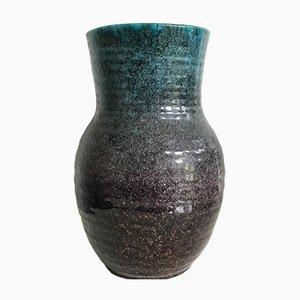 Vaso in ceramica di Potiers d'Accolay, anni '60