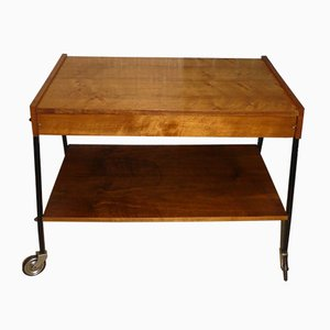 Bar Cart with Drawer, 1960s