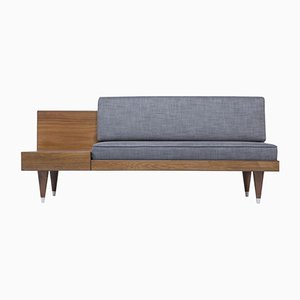 Bi Back Loveseat by Meghedi Simonian for Kann Design