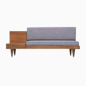 Bi Back Belmont Loveseat by Meghedi Simonian for Kann Design