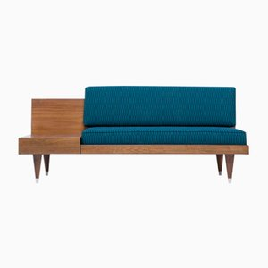 Bi Back Caldbeck Loveseat by Meghedi Simonian for Kann Design