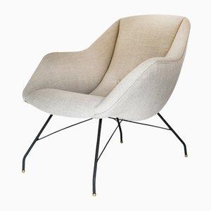 Brasilianischer Mid-Century Sessel von Carlo Hauner & Martin Eisler für Forma, 1960er