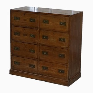 19th Century Mahogany Chest of Drawers from Hobbs & Co