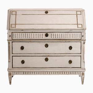 19th-Century Gustavian Secretaire