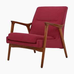 Hans Armchair by Inge Andersson for Bröderna Andersson, 1950s