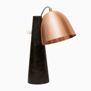 Black Clochette Lamp by Zpstudio