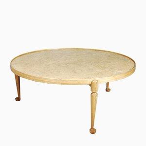 Tavolo nr. 2139 in legno di noce e radica di Josef Frank per Svenskt Tenn, 1948