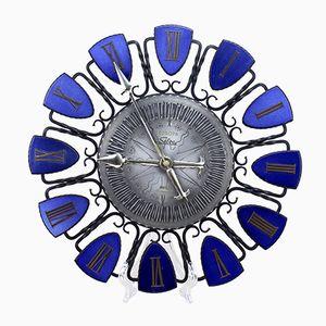 Reloj de pared Selva vintage de Europa