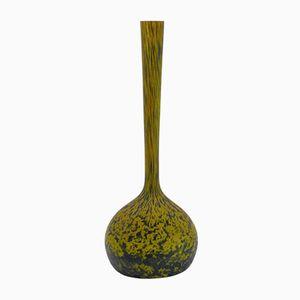 Vase en Verre de Nancy Delatte, 1920s