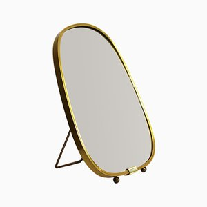 Table Mirror from Lachmayr, 1950s