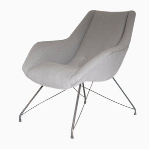 Mid-Century Brazilian Armchair by Carlo Hauner & Martin Eisler for Forma, 1960s