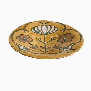 Tavolo vintage in ceramica di Jeanne Azambourg per Jeanne Champillou & Atelier Le Clos de Joye, anni '50