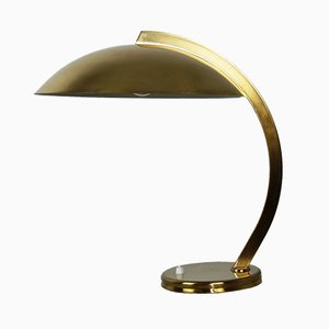 Brass Table Lamp from Hillebrand, 1930s