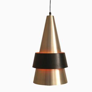 Vintage Corona Pendant Lamp by Jo Hammerborg for Fog & Mørup