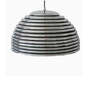 Grande Lampe à Suspension Saturno Mid-Century par Kazuo Motozawa pour Staff Leuchten, 1960s