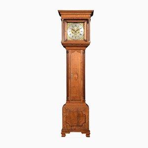 Antike Großmutter Uhr aus Eiche von Patterson London