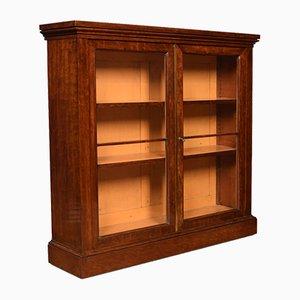 Small Georgian Mahogany Bookcase