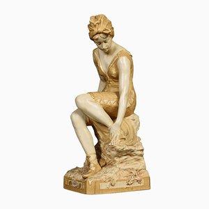 Antique Porcelain Figure from Royal Dux