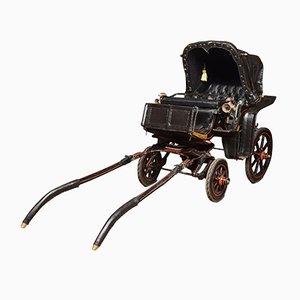 Antique Children's Barouche Carriage