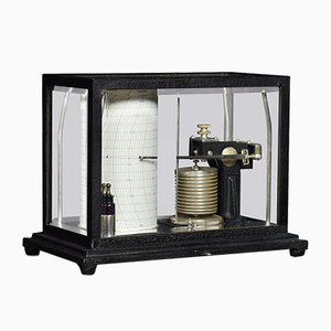 Antique Micro Barograph from Short & Mason London