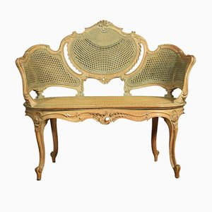 Antique Louis XV Style Bench