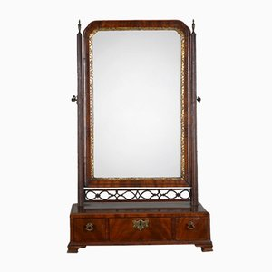 Mahogany Dressing Table Mirror, 1830s