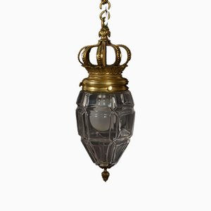 Glass Hall Lantern, 1900s