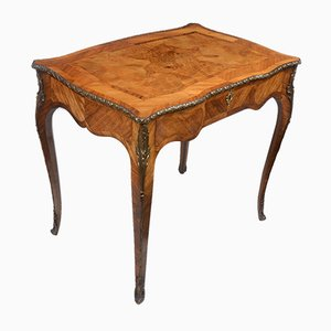Victorian Walnut Centre Table, 1880s