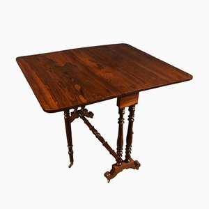 Victorian Rosewood Sutherland Table, 1870s