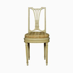 French Louis XVI Style Side Chairs, Set of 2