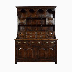 18th Century Welsh Canopy Dresser