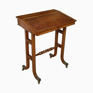 Schreibtisch aus Mahagoni, 1850er