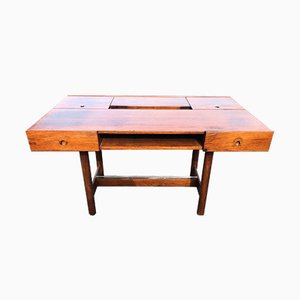 Rosewood Desk from Saporiti, 1960s